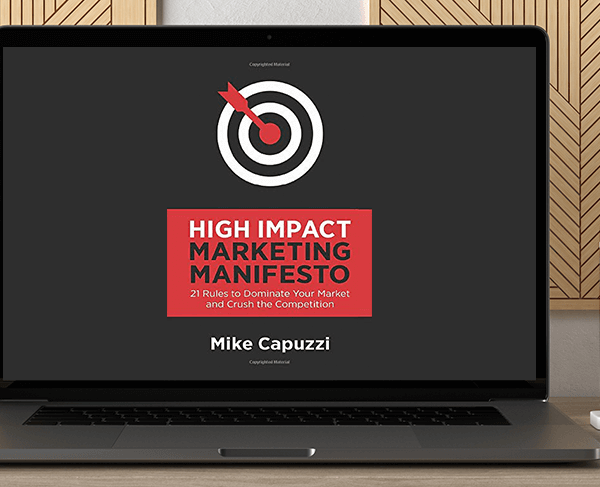 Mike Capuzzi - High Impact Marketing Club by https://koiforest.com/