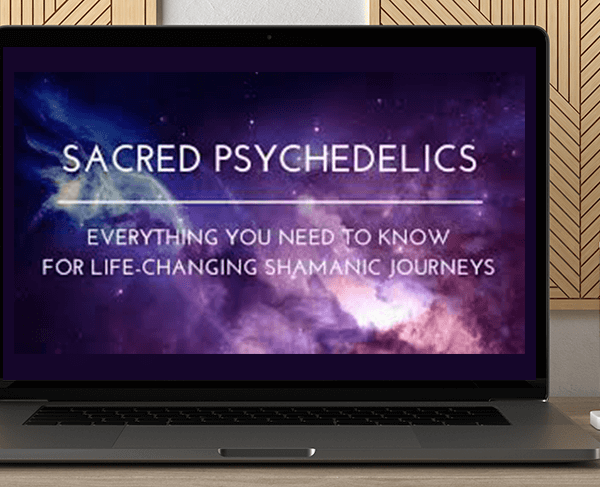 Chris Kelly - Sacred Psychedelics - Everything You Need To Know For Life-Changing Shamanic Journeys by https://koiforest.com/