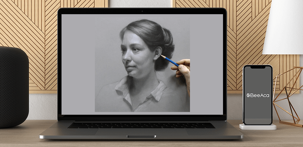David Jameison - Portrait Drawing A Complete Course by https://koiforest.com/
