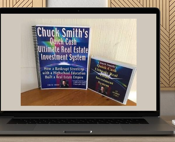 Quick Cash Ultimate Real Estate Investment System by Chuck Smith by https://koiforest.com/