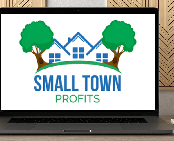 Small Town Profits by Larry Goins by https://koiforest.com/