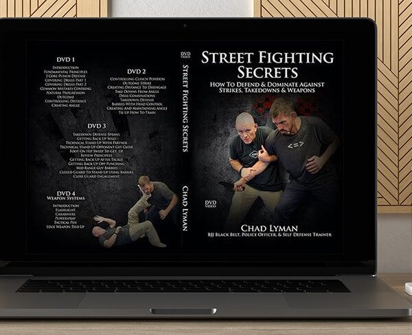 Street Fighting Secrets by Chad Lyman by https://koiforest.com/
