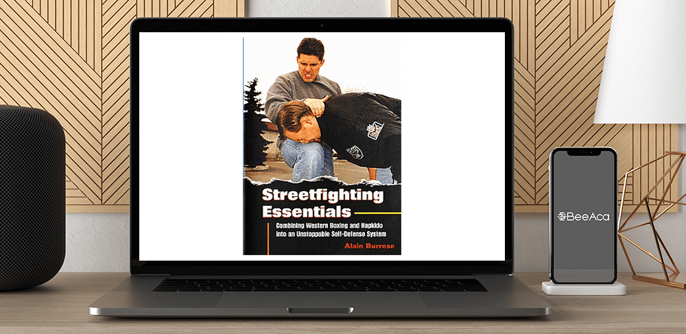 Alain Burrese - Streetfighting Essentials by https://koiforest.com/
