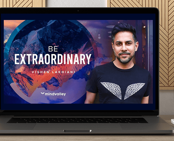 Be Extraordinary by Vishen Lakhiani by https://koiforest.com/