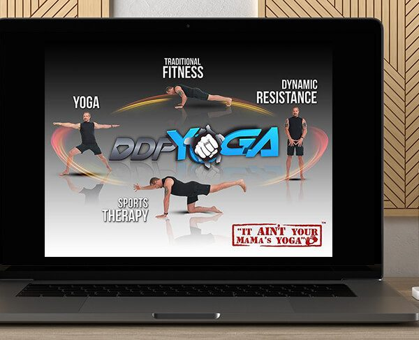 DDP Yoga (Just the DVD and workout schedule) by https://koiforest.com/