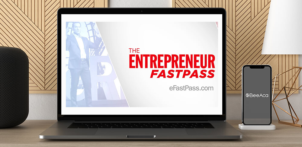 The Entrepreneur FastPass by Darren Hardy by https://koiforest.com/