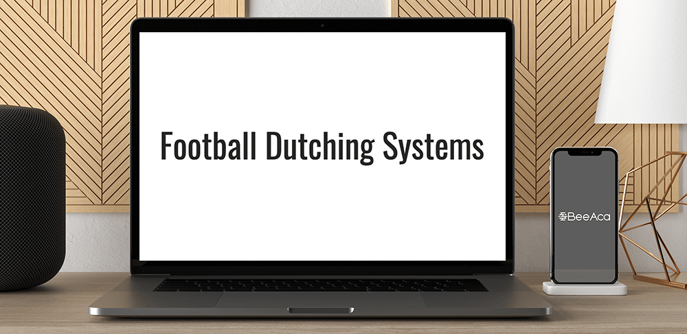 Chris Williams - Football Dutching Systems by https://koiforest.com/