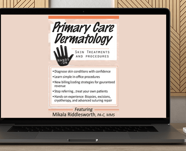 Mikala Riddlesworth - Primary Care Dermatology: Skin Treatments and Procedures by https://koiforest.com/
