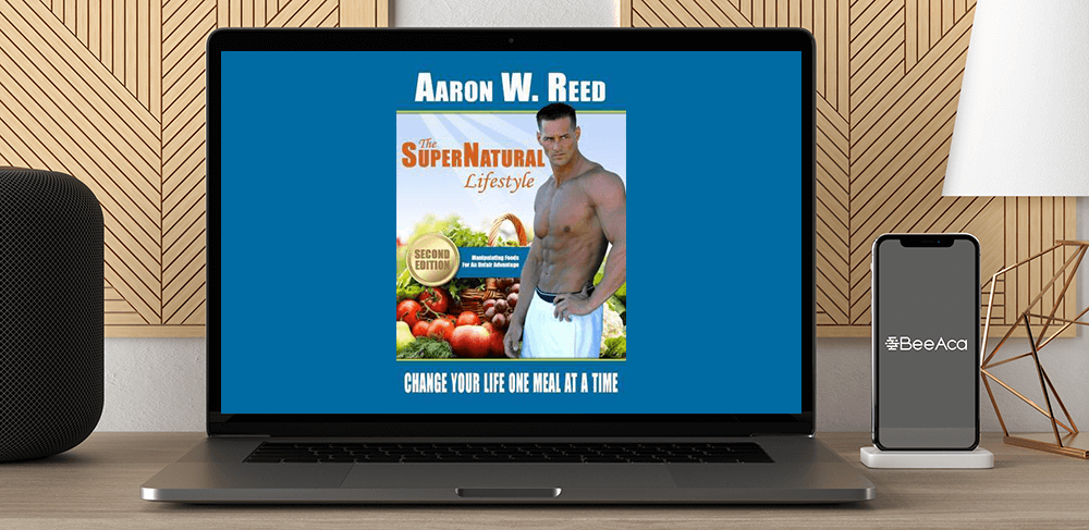 Aaron W. Reed - The SuperNatural Lifestyle by https://koiforest.com/