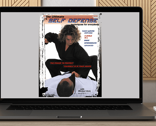Michael Aloia - The Ultimate Self Defense Techniques For Everybody by https://koiforest.com/