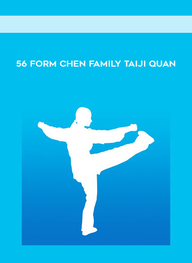 56 Form Chen Family Taiji Quan by https://koiforest.com/