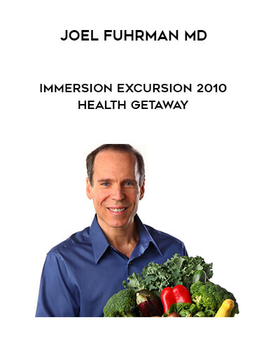 Joel Fuhrman MD - Immersion Excursion 2010 Health Getaway by https://koiforest.com/