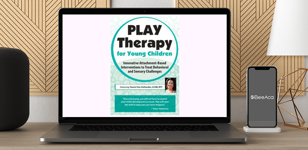 Tammi Van Hollander - Play Therapy for Young Children: Innovative Attachment-Based Interventions to Treat Behavioral and Sensory Challenges by https://koiforest.com/