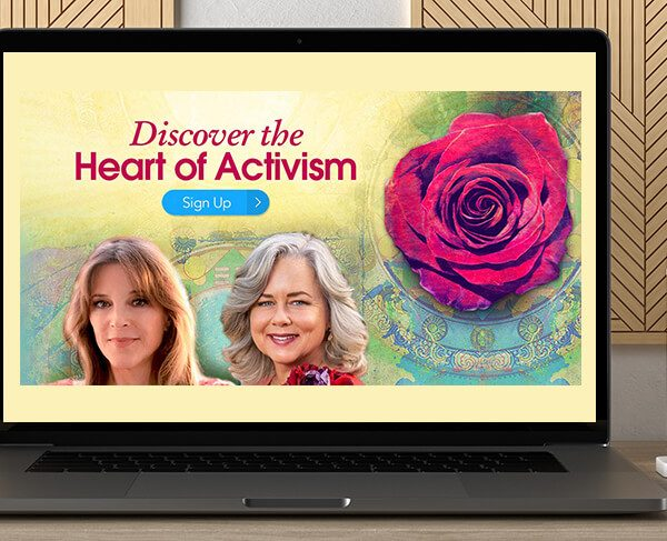 Heidi Harmon - The Heart of Activism by https://koiforest.com/
