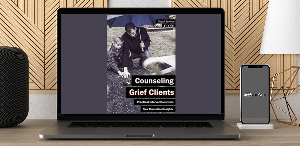 Beth Eckerd - Counseling Grief Clients: Practical Interventions from New Theoretical Insights by https://koiforest.com/