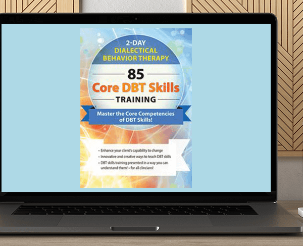 Stephanie Vaughn - Dialectical Behavior Therapy: 85 Core DBT Skills Training by https://koiforest.com/