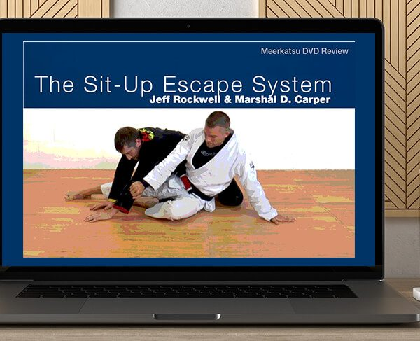 Jeff Rockwell - The Sit-Up Escape System by https://koiforest.com/