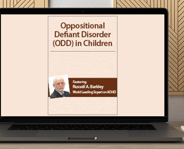 Russell A. Barkley - Oppositional Defiant Disorder (ODD) in Children with Dr. Russell Barkley by https://koiforest.com/
