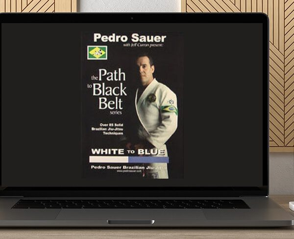 Pedro Sauer - The Path To Black Belt by https://koiforest.com/