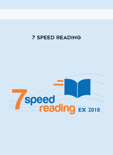 7 Speed Reading by https://koiforest.com/