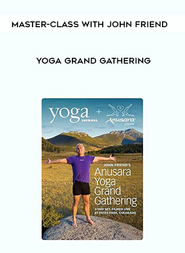 Master-Class with John Friend - Yoga Grand Gathering by https://koiforest.com/
