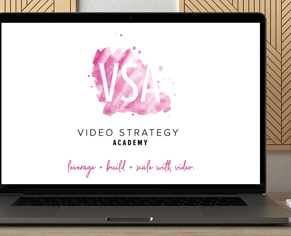 Video Strategy Academy by Trena Little by https://koiforest.com/
