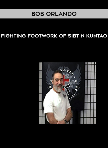 Bob Orlando - Fighting Footwork of Sibt n Kuntao by https://koiforest.com/