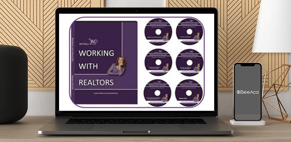 Wendy Patton - Working with Realtors by https://koiforest.com/