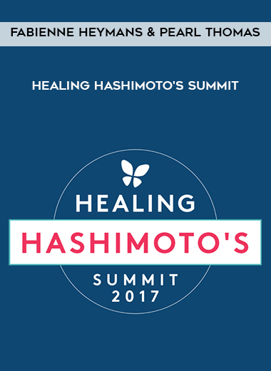 Healing Hashimoto's Summit by Fabienne Heymans & Pearl Thomas by https://koiforest.com/