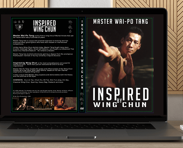 Wing Chun - Inspired by https://koiforest.com/
