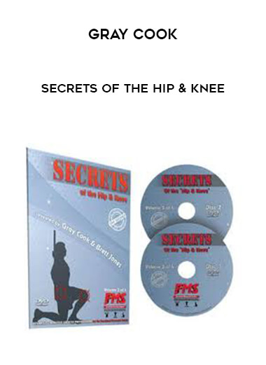 Gray Cook - Secrets of the Hip & knee by https://koiforest.com/