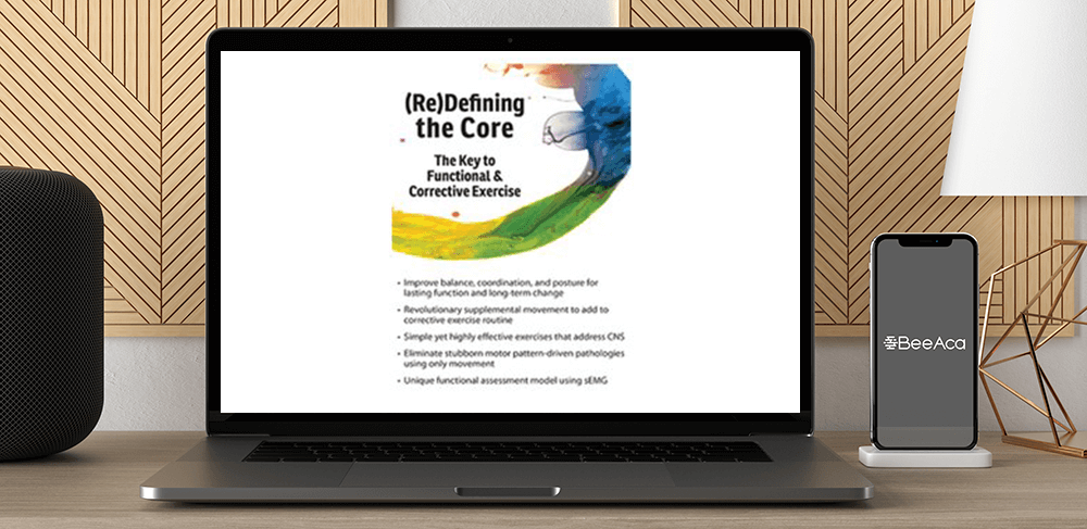 David Lemke - (Re)Defining the Core: The Key to Functional & Corrective Exercise by https://koiforest.com/