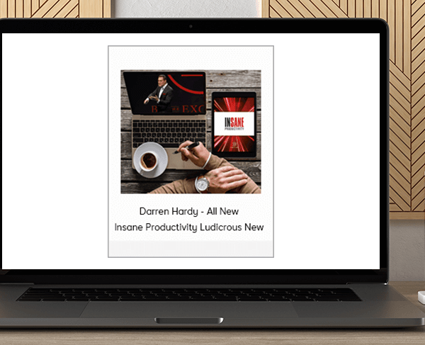 Darren Hardy – All New Insane Productivity Ludicrous New by https://koiforest.com/