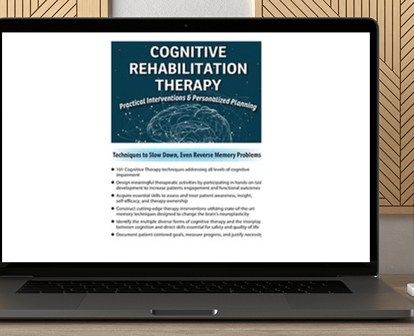 Jane Yakel - Cognitive Rehabilitation Therapy: Practical Interventions & Personalized Planning by https://koiforest.com/