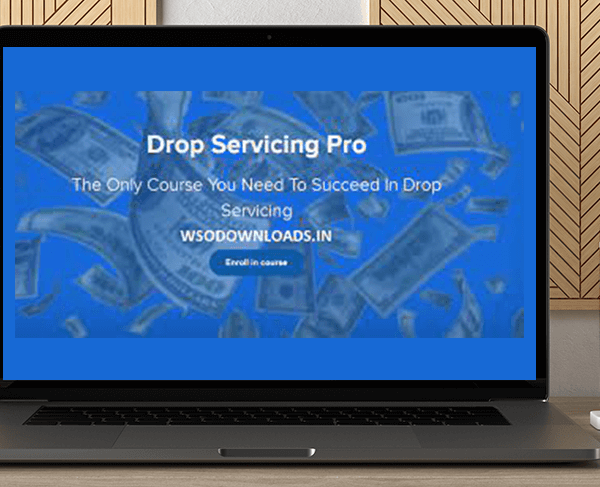 Drop Servicing Pro by https://koiforest.com/