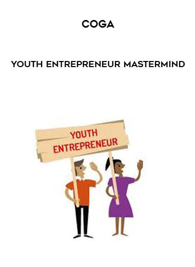 COGA - Youth Entrepreneur Mastermind by https://koiforest.com/
