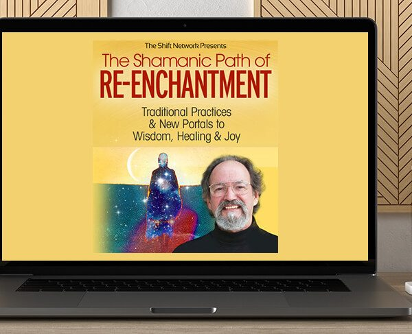 Hank Wesselman - The Shamanic Path of Re-enchantment by https://koiforest.com/