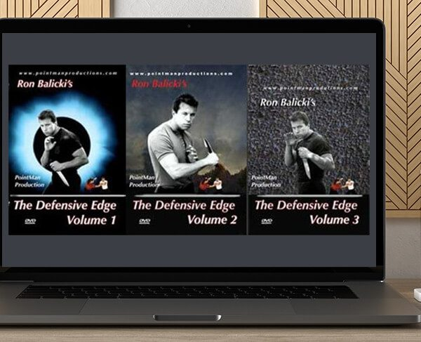 [Ron Balicki] The Defensive Edge - volume 1-3 by https://koiforest.com/