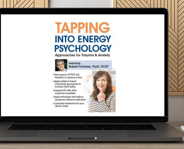1st - Tapping into Energy Psychology Approaches for Trauma & Anxiety - Robert Schwarz by https://koiforest.com/