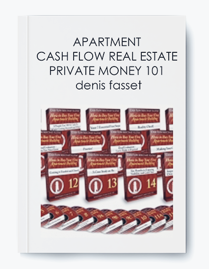 APARTMENT - CASH FLOW REAL ESTATE PRIVATE MONEY 101 denis fasset by https://koiforest.com/