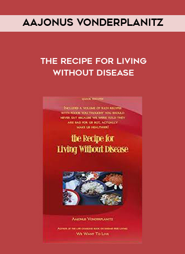 Aajonus Vonderplanitz - The Recipe For Living Without Disease by https://koiforest.com/