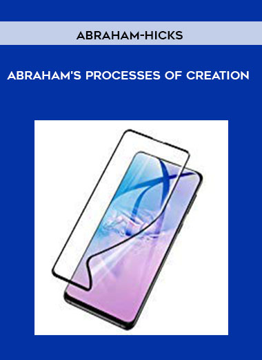 Abraham-Hicks- Abraham's Processes of Creation by https://koiforest.com/