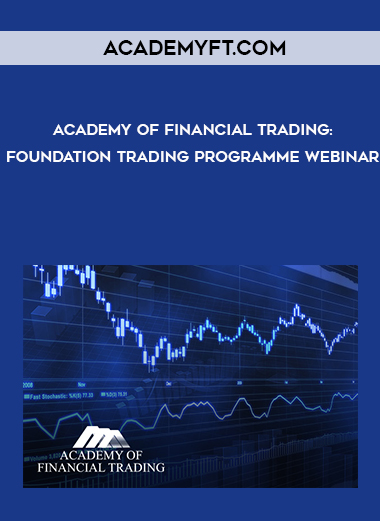Academy of Financial Trading: Foundation Trading Programme Webinar by https://koiforest.com/