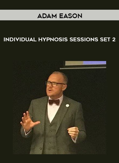 Adam Eason - Individual Hypnosis Sessions Set 2 by https://koiforest.com/