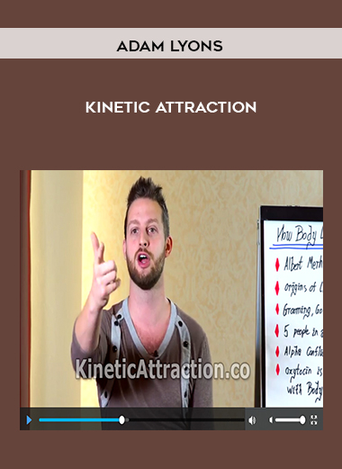 Kinetic Attraction by Adam Lyons by https://koiforest.com/
