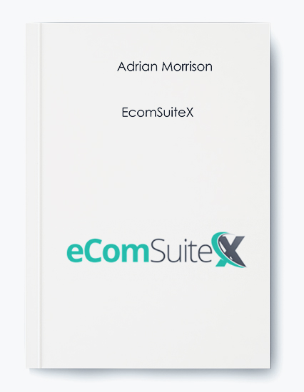 Adrian Morrison – EcomSuiteX by https://koiforest.com/