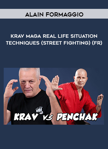 Alain Formaggio - Krav Maga Real Life Situation Techniques (Street Fighting) (fr) by https://koiforest.com/