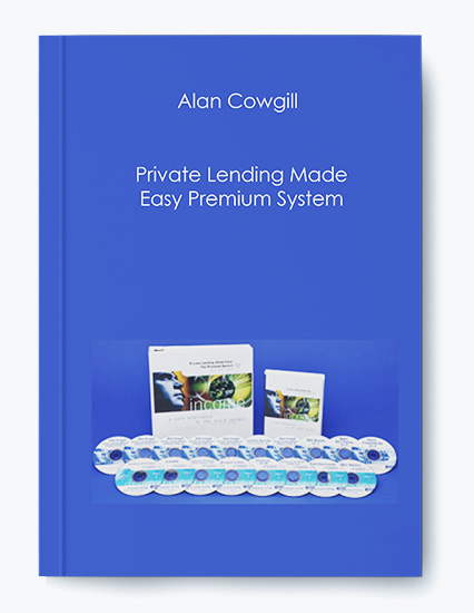 Private Lending Made Easy Premium System by Alan Cowgill by https://koiforest.com/