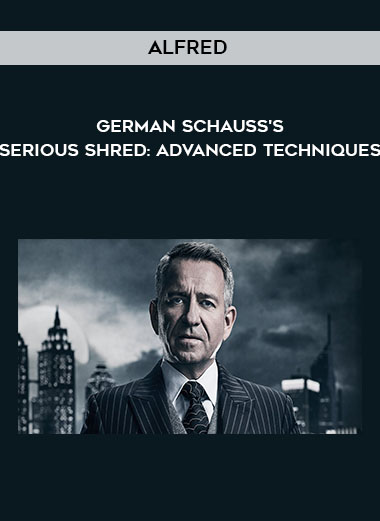 Alfred - German Schauss's - Serious Shred: Advanced Techniques by https://koiforest.com/