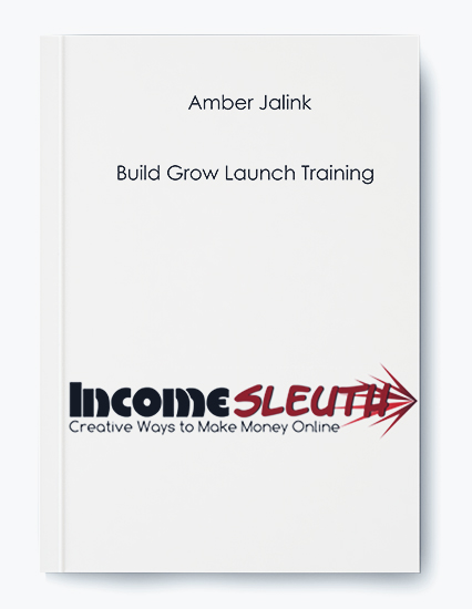 Amber Jalink – Build Grow Launch Training by https://koiforest.com/